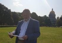 Михаил Амосов: «Власть должна чувствовать ответственность перед горожанами»