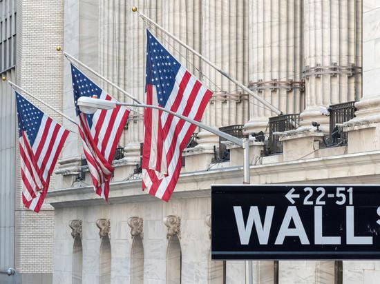 Нью-Йоркская биржа: инвесторы видят признаки рецесии