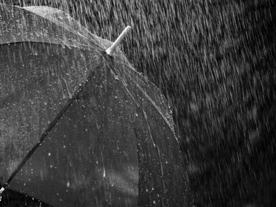 В Хабаровске объявлено штормовое предупреждение
