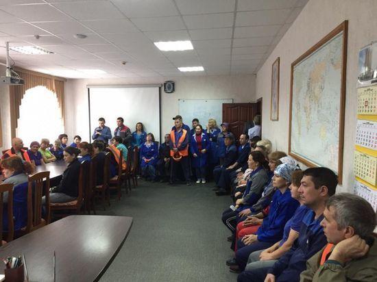 Работникам «Уфимского фанерного комбината» выплатили почти 45 млн долга