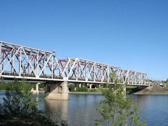 В Хакасии может появиться еще один железнодорожный мост