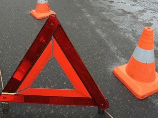Водитель сбил пешехода в Иркутске и скрылся