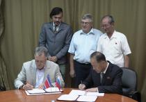 Ученые Северной Кореи будут сотрудничать с новосибирскими коллегами