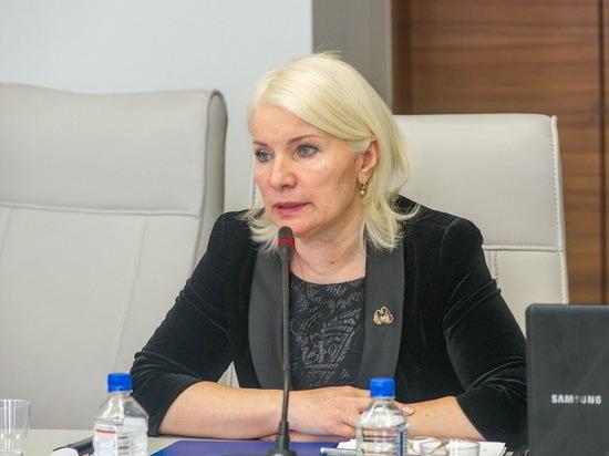 Татьяна Давыденко подала в суд на Законодательное собрание края