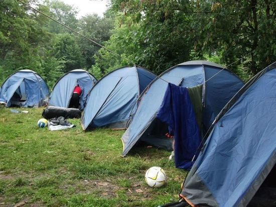 В Тверской области отдыхающих палаточного лагеря кормили небезопасной едой
