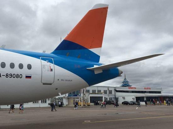 Появилась новая информация об авиасообщении в столицу Калмыкии