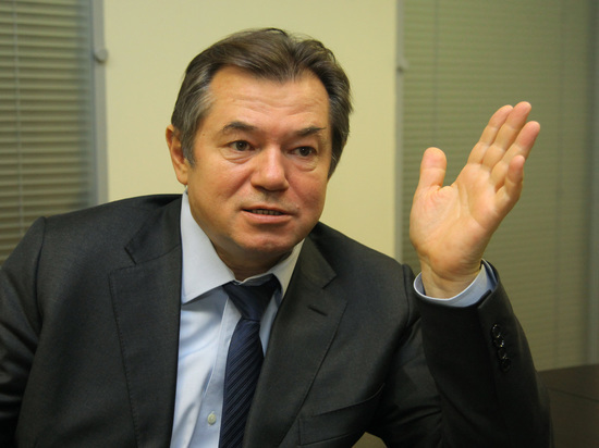 СМИ: Глазьев уходит с поста советника Путина