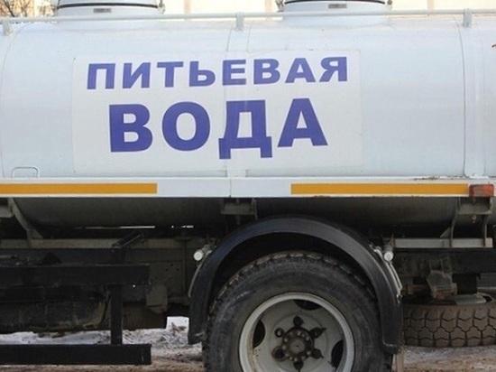 Жители Девятого поселка в Черногорске остались без питьевой воды