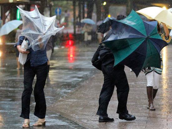 В Хакасии снова прогнозируют штормовые выходные