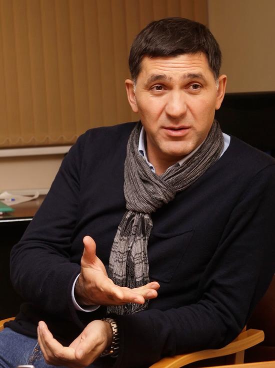 Актер Пускепалис победил в конкурсе на должность худрука Волковского театра