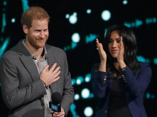 За роскошный отдых принца Гарри и Меган Маркл назвали лицемерами