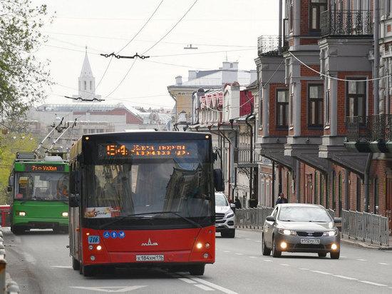 В Казани общественный транспорт пропустят через «тоннель»