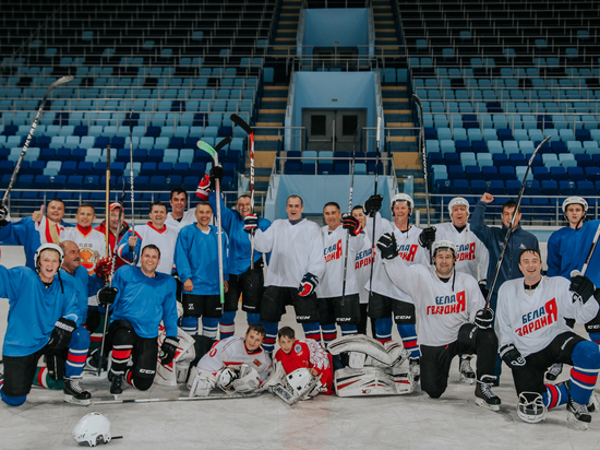 «Стрижи» сойдутся на льду с сотрудниками чебоксарской мэрии