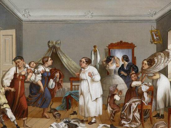 Музей Тропинина предложил окунуться в главную аристократическую забаву XVIII века