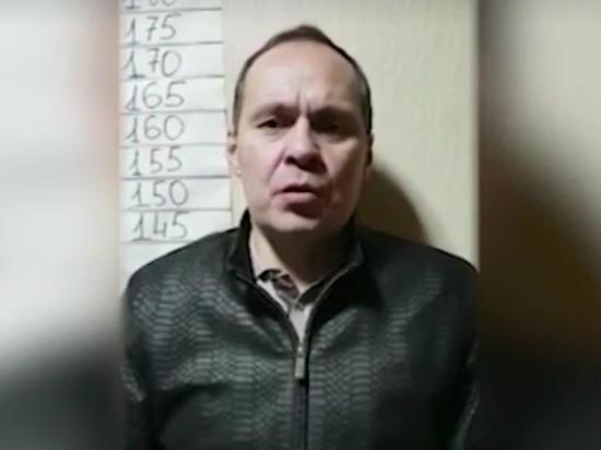 Вор в законе Саша Огонек после задержания прикинулся бомжом