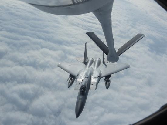 На Аляске прошли учения ВВС США: как бороться с российскими ПВО