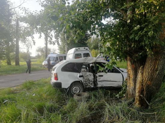 В Улан-Удэ в ДТП один подросток погиб еще трое получили серьезные травмы