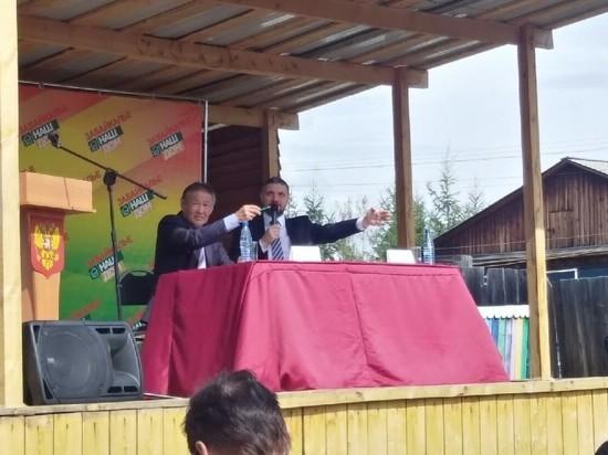 Осипов потребовал объявить войну алкоточкам в районе Забайкалья