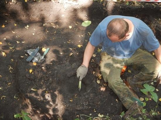 Археологи нашли предтечу тульских железоделательных заводов