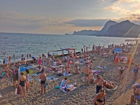 Пляжная карта Судака: где жить, загорать и купаться