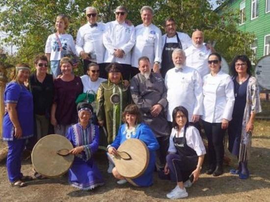 Представители Всемирной ассоциации шеф-поваров провели в Бурятии фестиваль гриля