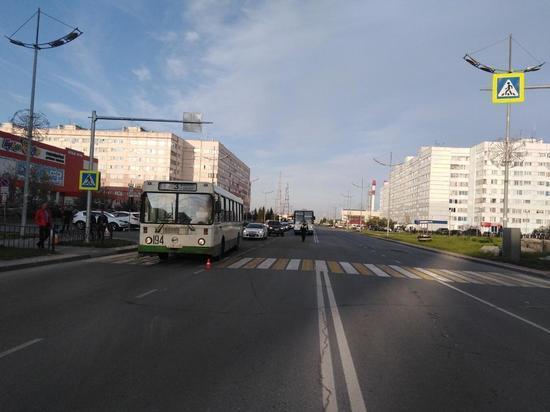 В Новом Уренгое автобус сбил девятилетнего мальчика