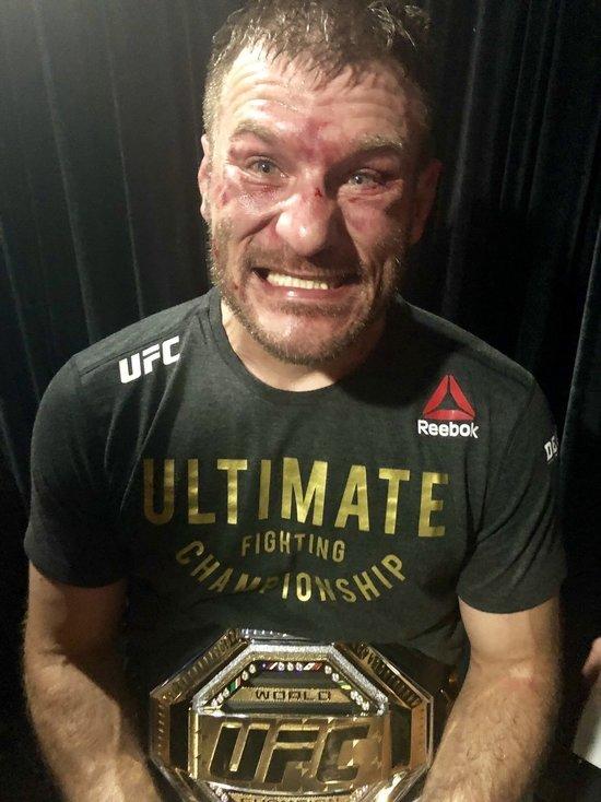 Выживший: Миочич вырвал победу у Кормье и вернул пояс чемпиона UFC
