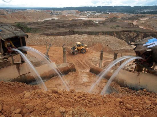 Экопроблема в Забайкалье носит массовый характер из-за добычи золота