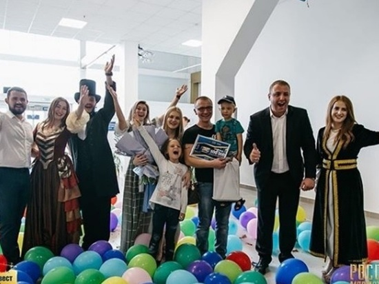 Музей «Россия - моя история» в Ставрополе встретил полумиллионного гостя