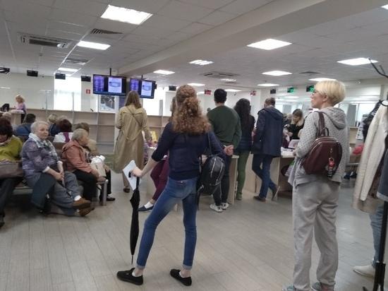 Четыре часа в очереди: в петрозаводском Визовом центре Финляндии стоит ажиотаж