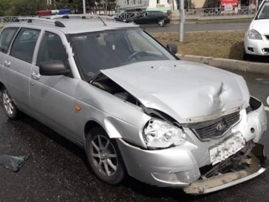 В Ставрополе подросток и грудничок пострадали в аварии