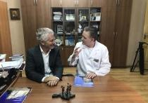 Доктор Арнольд: онколог из Германии поделился своим опытом в Крыму