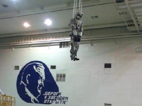 Рассекречена программа первого полета в космос российского робота