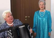 Тверской хор ветеранов репетирует новый гимн региона