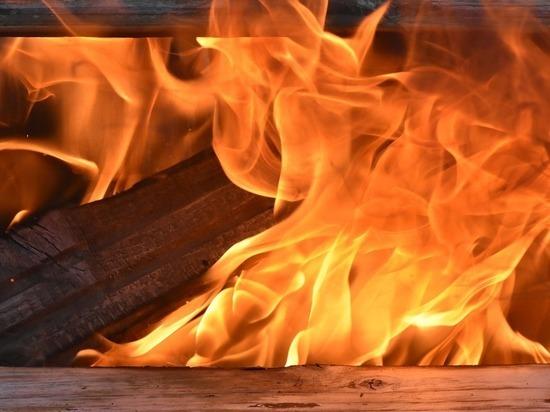 Под Смоленском продолжают гореть бани