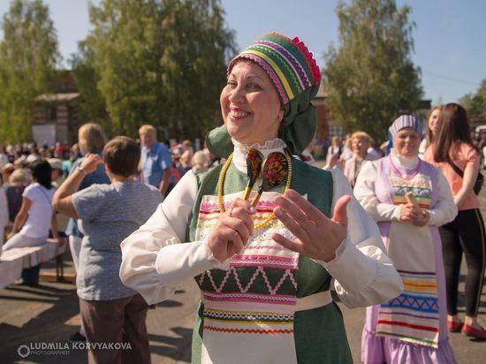 Разбудить память: в Карелии прошёл красочный «Фестиваль уснувших деревень»