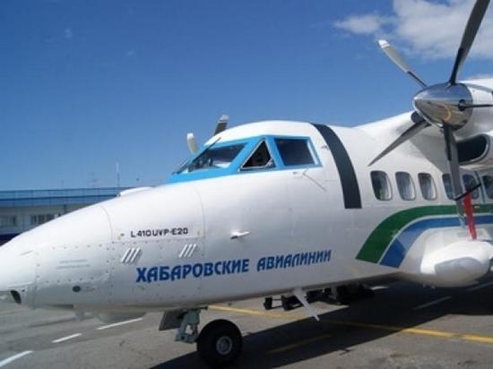 В Хабаровске ведется проверка из-за возвращения самолета в аэропорт