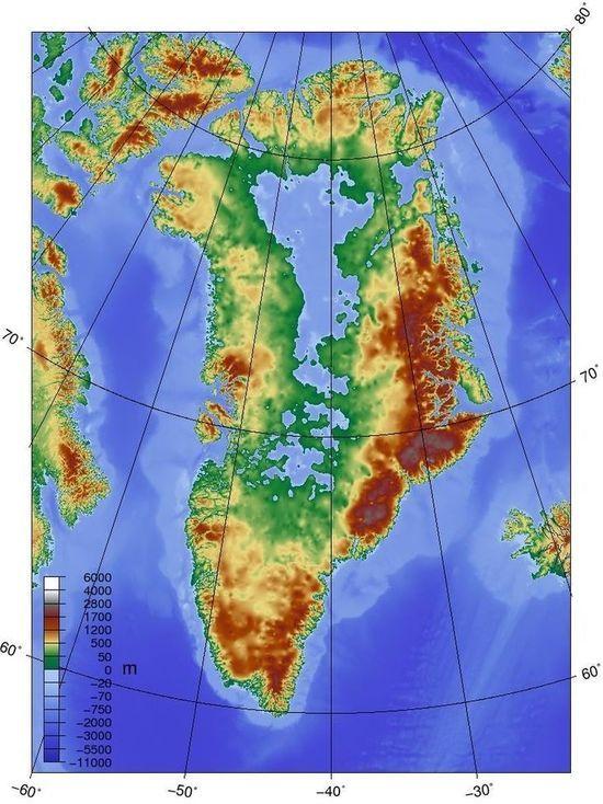 Власти Дании исключили возможность продажи Гренландии США