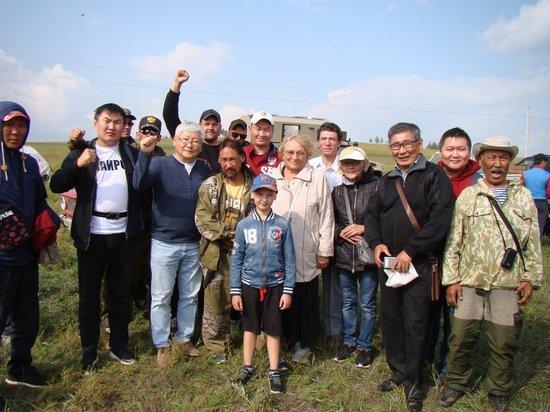 Саня Шаман вошел в Бурятию, но не хочет проводить митинг в Улан-Удэ