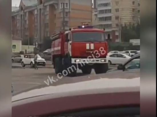В иркутском ТРЦ «Карамель» эвакуировали посетителей