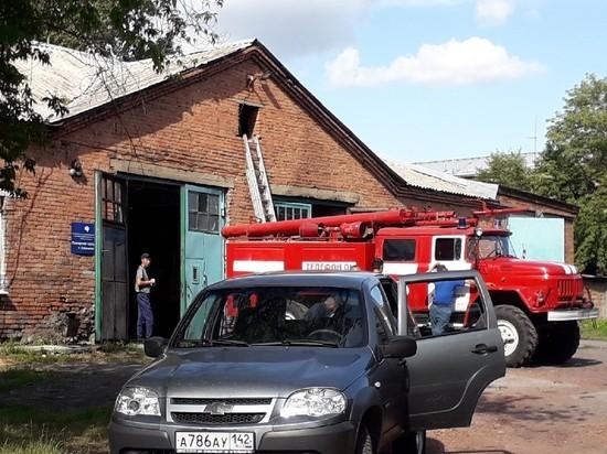 На месте взрыва нашли брезентовую сумку и три оплавленные банки
