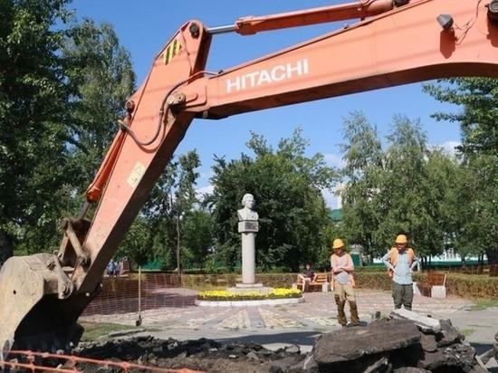 Все останки, найденные в центре Барнаула, принадлежат рядовым гражданам