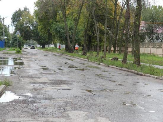 В 2020 году в Рязани отремонтируют улицу Дачную