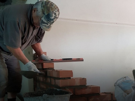 На объектах здравоохранения Калмыкии идут строительные работы