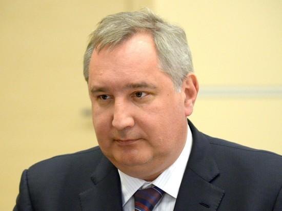 """Рогозин ответил на шутку про """"дырочку"""" в """"Союзе"""""""