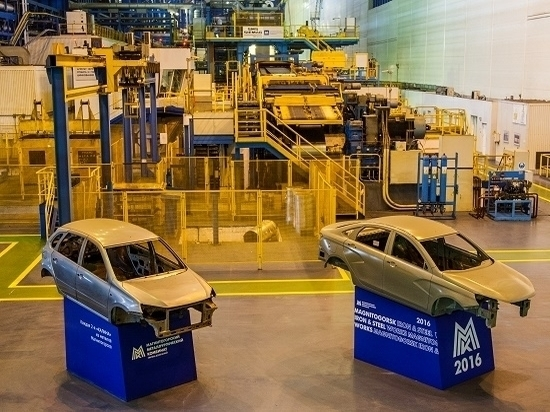 ММК увеличил на 23% поставки автопрому