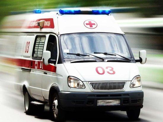 В Московском районе сбитый машиной мотоциклист сбил велосипедиста