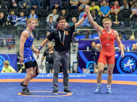 Молодой новосибирский борец стал чемпионом мира