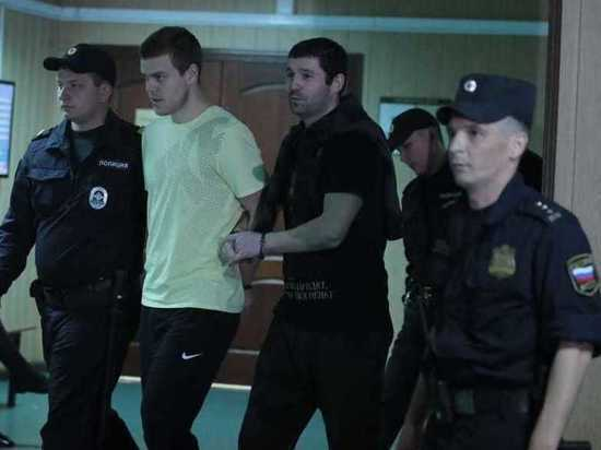 Названа дата рассмотрения ходатайства Мамаева и Кокорина об УДО