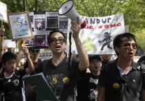 В Гонконге продолжаются акции протеста – и власти, похоже, занялись поиском виновных